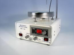 MAGNETIC HOT PLATE STIRRER